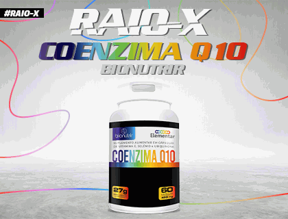 Raio X- Coenzima Q10