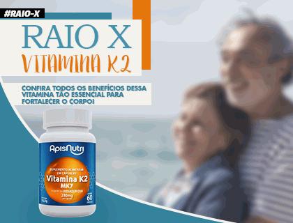 Raio X Vitamina K2