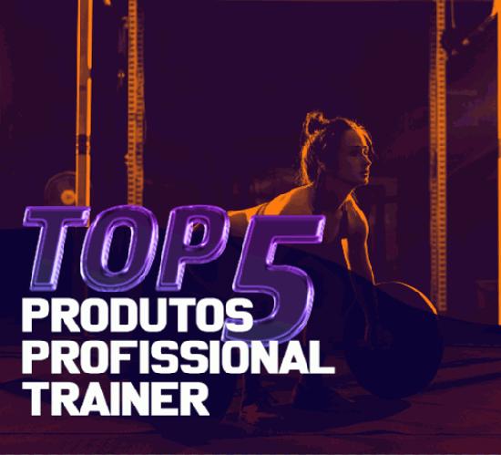 Top 5 Produtos para Personal Trainer
