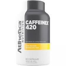 Caffeinex 420mg (90 Caps)