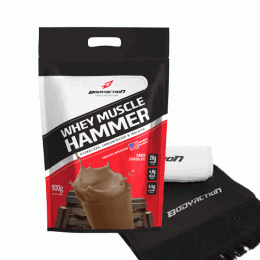 Whey Muscle Hammer (900g) - toalha